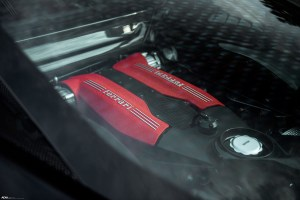 Ferrari 488 GTB with ADV05 M.V2 CS Series Wheels by Titan Motorworks