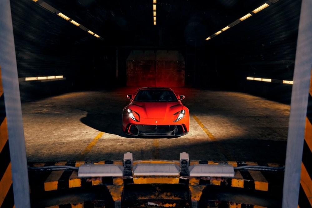 Novitec N-Largo Ferrari 812 Superfast