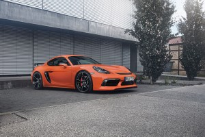 TECHART Porsche 718 Cayman