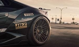 Lamborghini Huracan with Brixton Forged VL7 Wheels