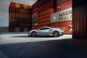Novitec Ferrari 488 Pista