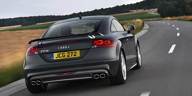 Audi TTS Limited Edition Coupe