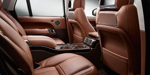 Range Rover Long Wheelbase 4