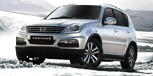 SsangYong introduces bargain basement SUV | Motoring Research