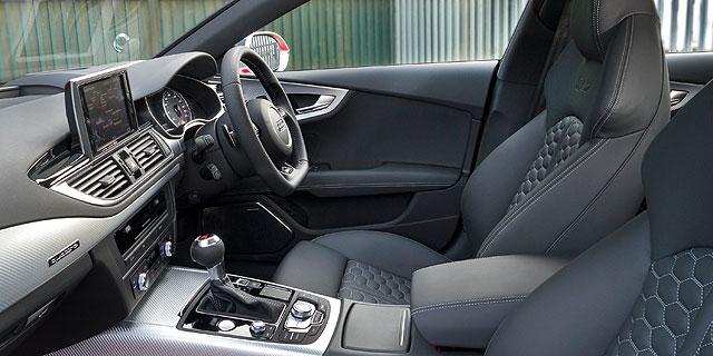 Audi RS7 4