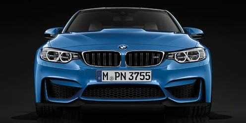 BMW M3 saloon 3