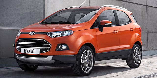 Ford Ecosport 2014 review