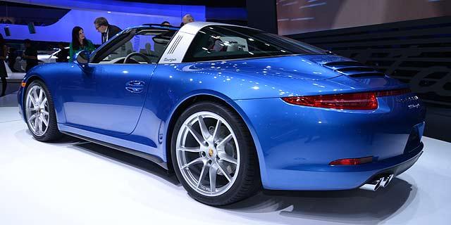 Porsche 911 991 Targa 3