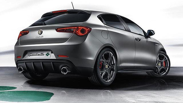 Alfa Romeo Giulietta QV 2014