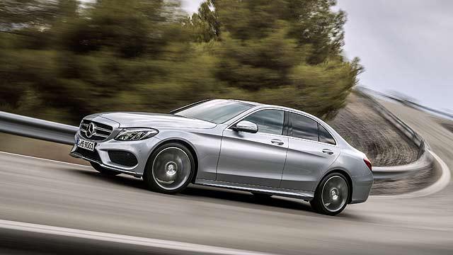 Mercedes-Benz C-Class review (2014)