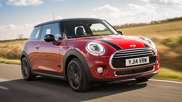Mini Cooper D First Drive Review 2014 Motoring Research