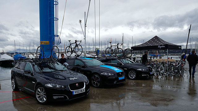 Jaguar Team Sky