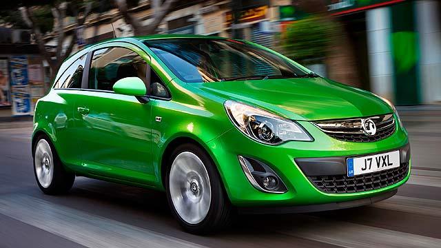 Vauxhall Corsa SMMT
