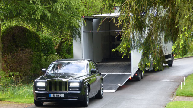 Rolls-Royce Phantom Motoring Research