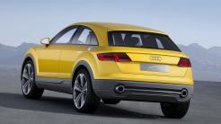 Audi TT offroad concept 02