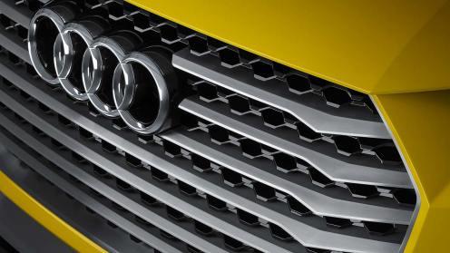 Audi TT offroad concept 08
