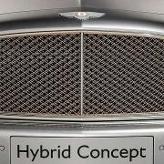 Bentley Hybrid Concept Motoring Research