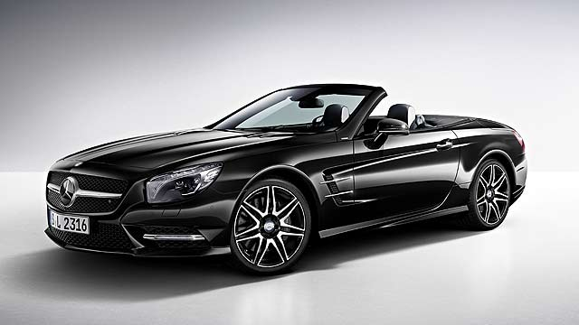 Mercedes-Benz SL 400