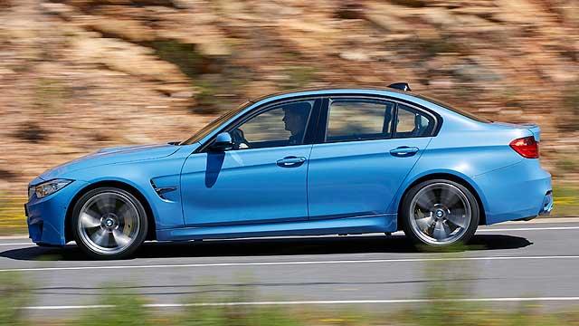 BMW M3 Saloon 04