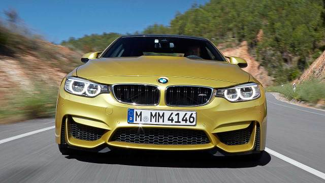 BMW M4 Coupe review