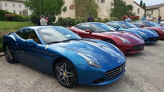 Ferrari California T launch 001