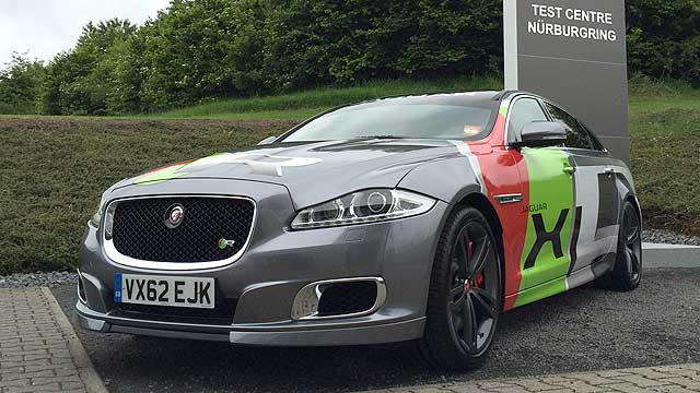 Jaguar Ring Taxi