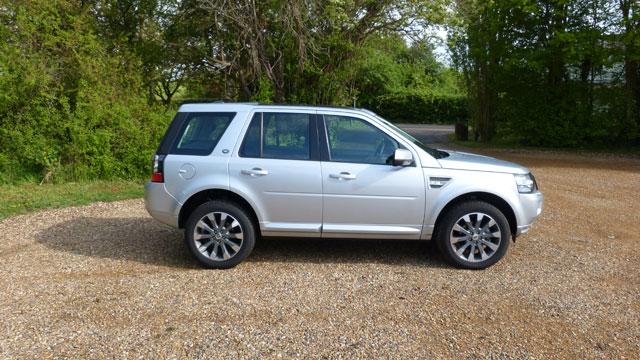 Long-term test car reviews Land Rover Freelander 01