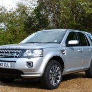 Long-term test car reviews Land Rover Freelander 02