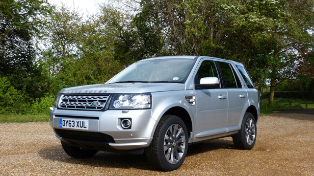 Long-term test car reviews Land Rover Freelander 02