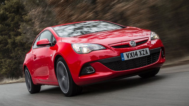 Vauxhall Astra GTC BiTurbo review