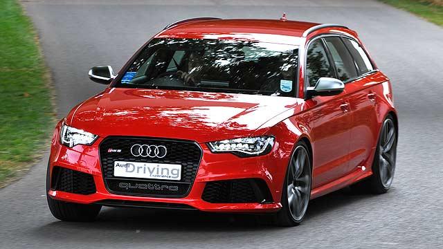 Audi RS 6 Plus Newspress
