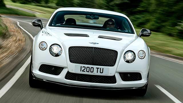 Bentley Continental GT3-R Goodwood FoS