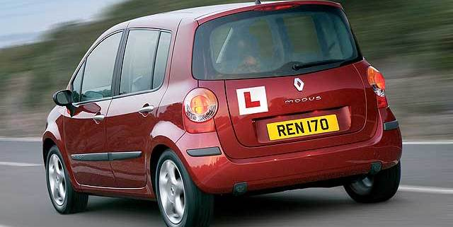 Learner driver penalty point