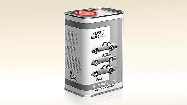 Porsche Motoroil 10W-60