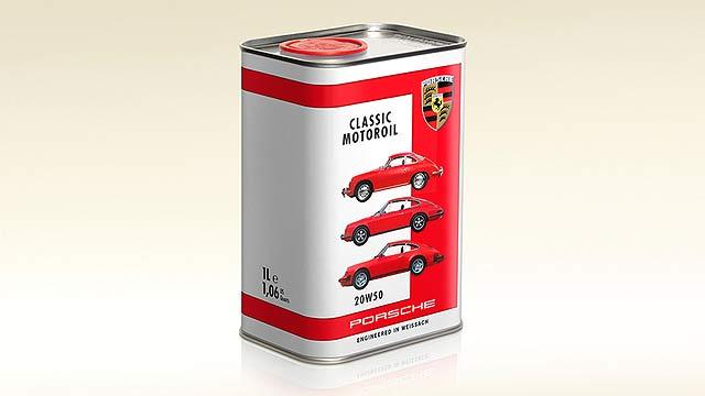 Porsche Motoroil 20W-50