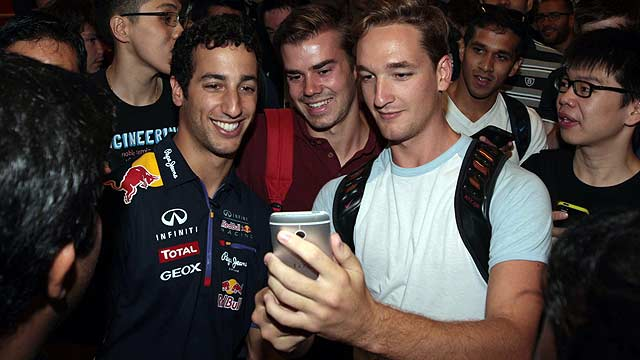 Daniel Ricciardo Twitter