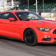 2015 Ford Mustang will hit 62mph in 4.8 seconds