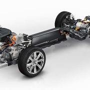 New Volvo XC90 engine 002