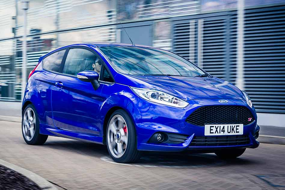 Ford Fiesta ST3 2014 review