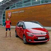 Football-car-Arsenal