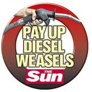 The-Sun-Pay-up-Diesel-Weasels