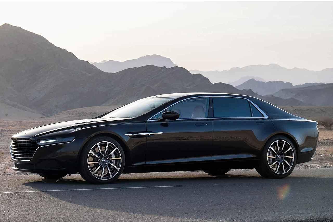 Aston Martin Lagonda 2015 HET