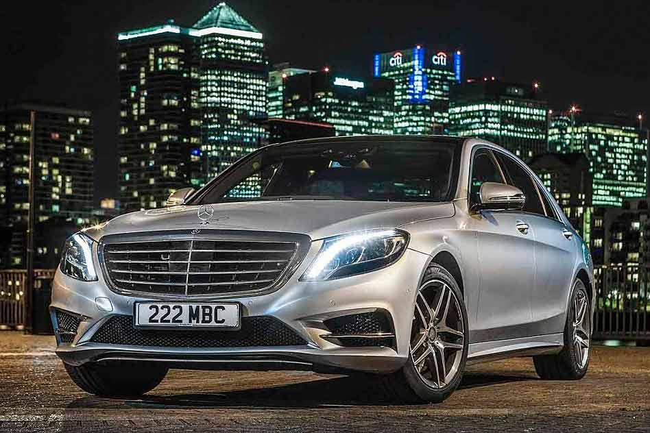 Mercedes-Benz S 500 L Plug-In Hybrid London