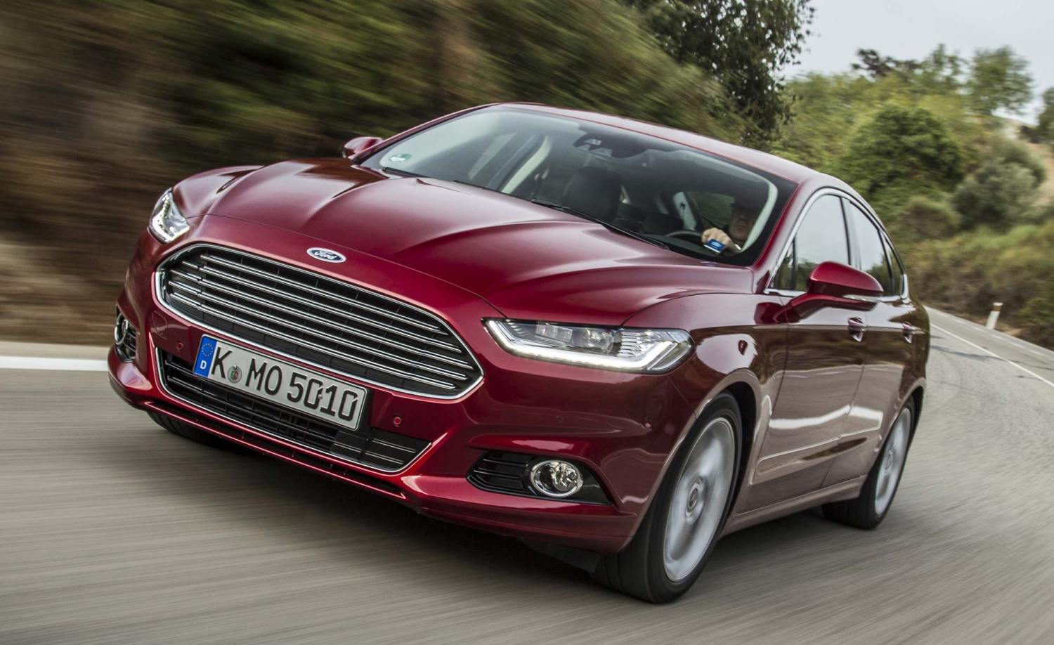 2015 Ford Mondeo – first drive review