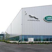 Queen opens Jaguar Land Rover's £500m engine plant