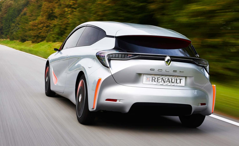 Renault Eolab eco concept
