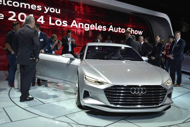 2014 LA Auto Show review