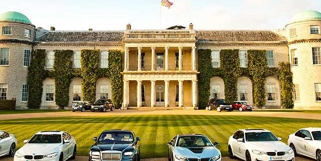 Ultimate Driving at Goodwood