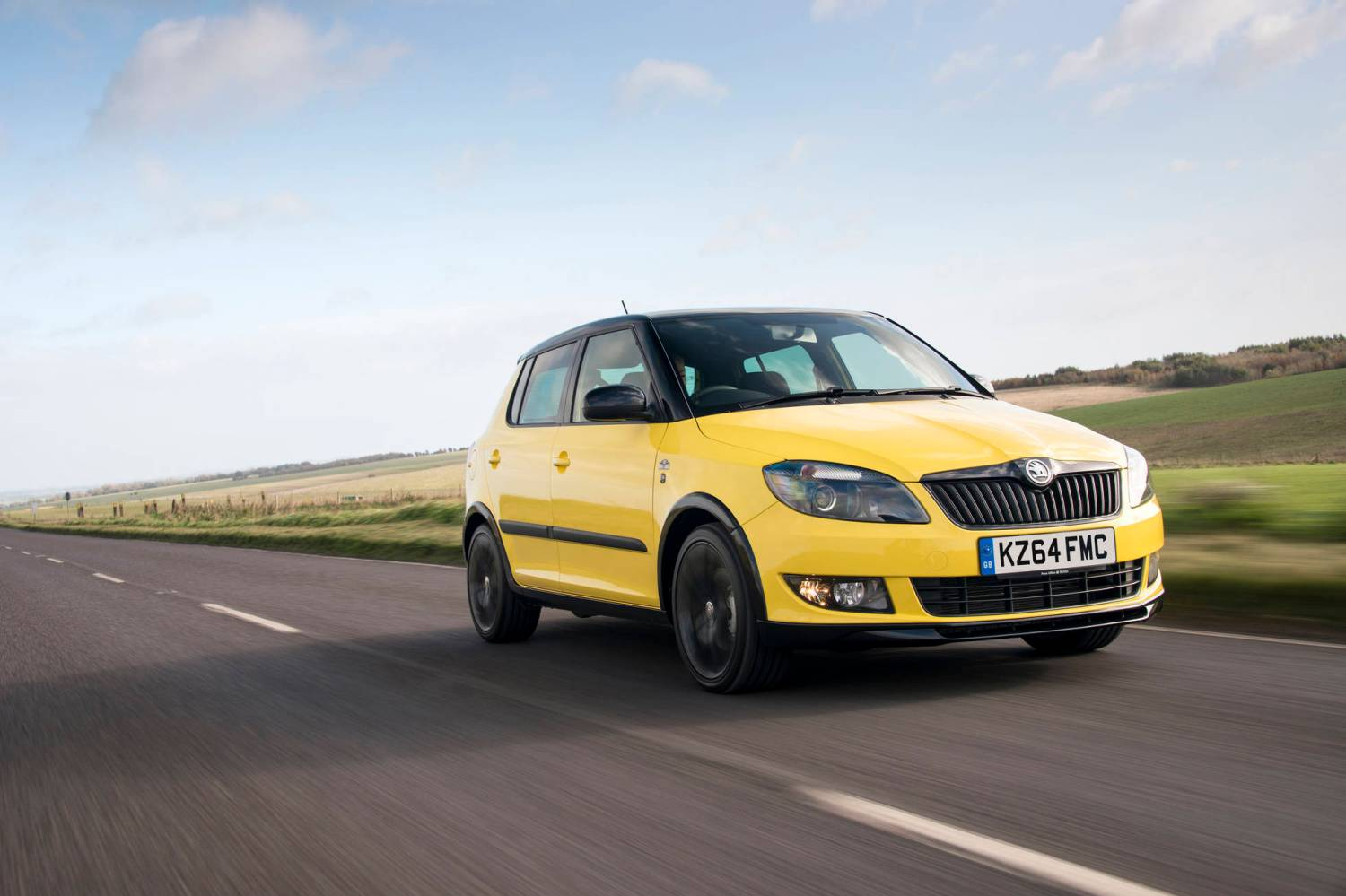 Skoda Fabia No VAT deal