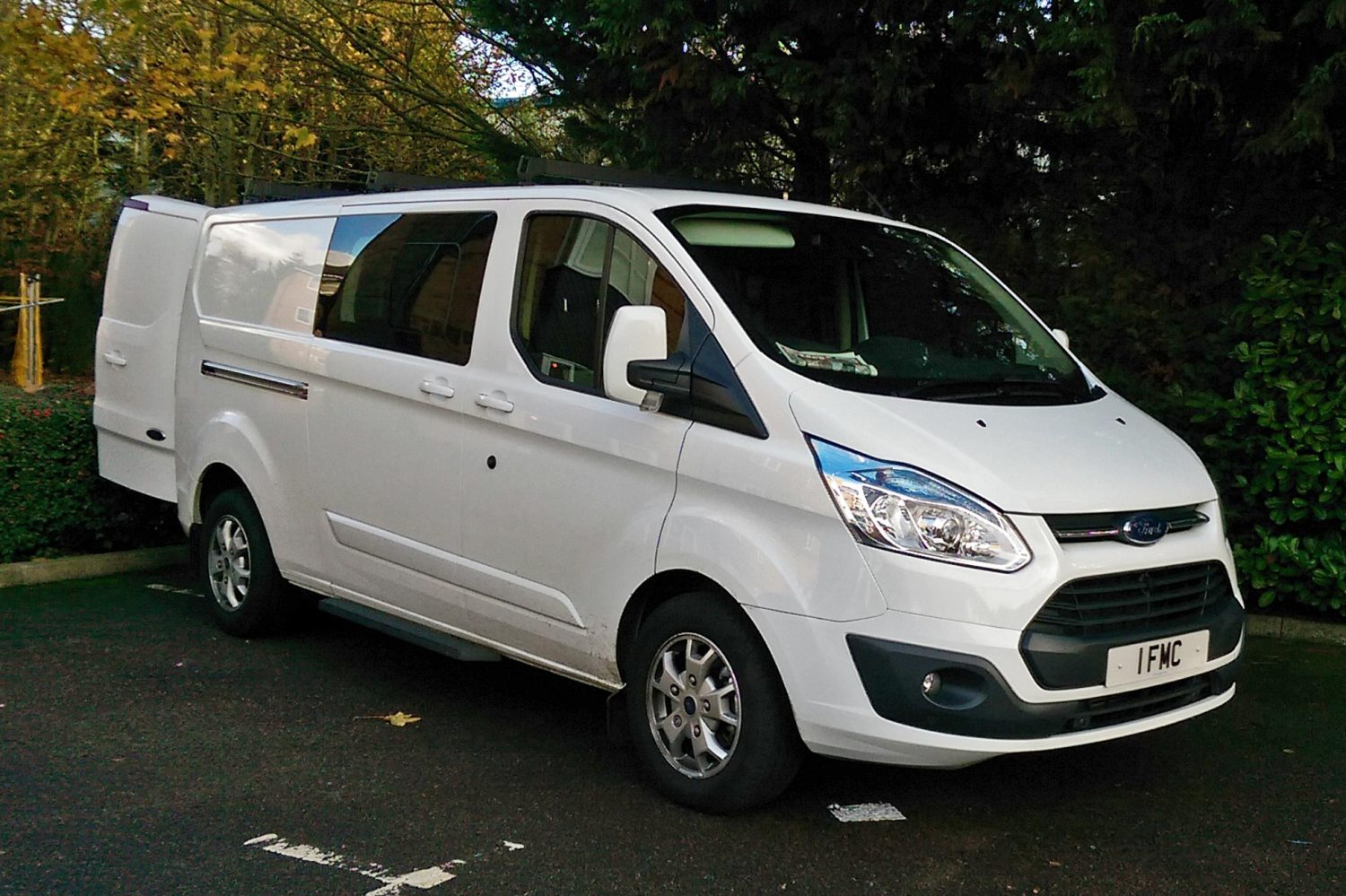 10 reasons why driving a van is awesome